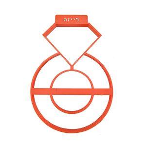 שייפר/קורצן/חותכן בצורת טבעת